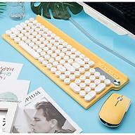 Bộ bàn phím và chuột không dây cao cấp -500 thumbnail