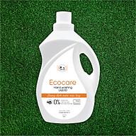 Nước Rửa Tay Bồ Hòn Hữu Cơ ECOCARE - Chai 4000ml - Sạch khuẩn, chăm sóc da tay, tinh dầu thiên nhiên khử mùi - Tặng 2 vỏ chai 250ml thumbnail