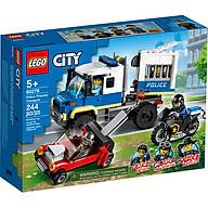 Đồ chơi LEGO City Xe Cảnh Sát Vận Chuyển Tội Phạm 60276 thumbnail