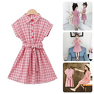 VL87Size110-160 (15-40kg)Đầm cho bé gái, kiểu dáng công chúaThời trang trẻ Em hàng quảng châu thumbnail