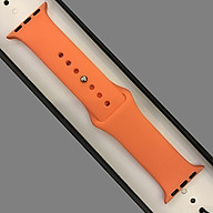 Dây đeo thay thế Apple Watch_Chất liệu silicon thumbnail