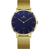 Đồng hồ nam SENARO Every Time Large 66016GSG - Đồng hồ Nhật Bản chính hãng thumbnail
