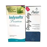 Combo Bọt rửa phụ khoa LaClé ladysoft premium 250ml tặng kèm 1 chai ayame day by day 115ml thumbnail