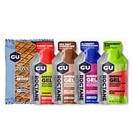 Combo Năng Lượng GU Energy - Mixed Combo Roctane Gel & Bánh Quế Stroopwafel (Giao vị ngẫu nhiên) thumbnail