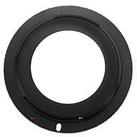 Ngàm chuyển lens M42 - Canon EOS Camera ( Black ) thumbnail