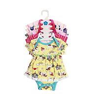 Set 5 Body Váy Cho Bé Gái Baby Wear ( Màu Ngẫu Nhiên ) thumbnail