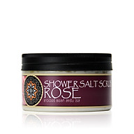 Muối tắm hương Hoa Hồng Body Salt Scrub Rose (350gram) thumbnail