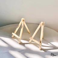Giá đỡ điện thoại để bàn kích thước 8 15cm dùng trưng đồ giá vẽ tranh gỗ tiện dụng thumbnail