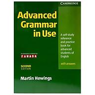 Advanced Grammar In Use 2nd Reprint Edition thumbnail