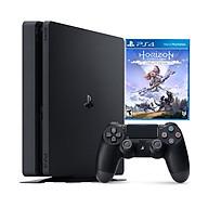 Bộ Máy Chơi Game Playstation 4 Slim Model 2218A (500GB) Kèm Đĩa Game Horizon Zero Dawn Complete Edition - Chính Hãng thumbnail