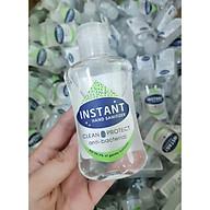 Gel rửa tay khô Instant Hand Sanitizer 100ml - Trà Xanh thumbnail