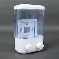 Hộp đựng nước rửa tay 2 ngăn (dạng tròn) thumbnail