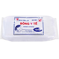 Combo 2 gói Bông Y Tế 100g Bảo thạch thumbnail