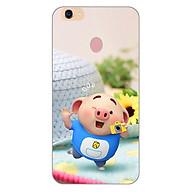 Ốp lưng dẻo cho điện thoại Oppo F5_0318 Pig 23 thumbnail