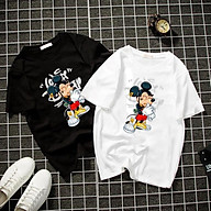 Áo thun Nam Nữ Không cổ MICKEY GIÀ CIMT-0036 mẫu mới cực đẹp, có size bé cho trẻ em áo thun Anime Manga Unisex Nam Nữ, áo phông thiết kế cổ tròn basic cộc tay thoáng mát thumbnail