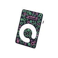 Máy nghe nhạc mp3 chữ C họa tiết hình giọt nước tặng tai nghe và dây sạc thumbnail