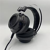 Tai nghe chụp tai Headphone có dây phát sáng 7.1 V2 - Hàng Nhập Khẩu thumbnail