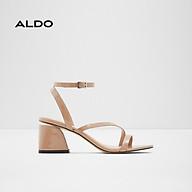 Giày sandals nữ gót vuông cao gót ALDO KALLA thumbnail