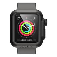 Ốp Chống Sốc Dành Cho Apple Watch 42mm Series 2 - 3 Catalyst Impact (Cat42Drop3BLK - Black) - Hàng chính hãng thumbnail