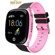 Đồng hồ định vị trẻ em GPS nghe gọi MAI DUY HW11 cảm ứng tiếng việt, có camera, kháng nước cao cấp -Hàng Nhập Khẩu thumbnail