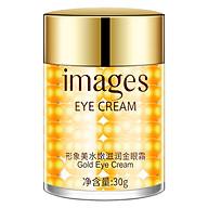Kem dưỡng da mắt bổ sung collagen dưỡng ẩm chiết xuất vàng chống bọng mắt và loại bỏ quầng thâm Images 30g thumbnail