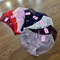 Combo 10 quần lót tàng hình trộn màu sexy cho phái nữ thumbnail