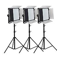 Bộ 3 đèn led bảng Studio 240w D-1080II Yidoblo Hàng Chính Hãng thumbnail