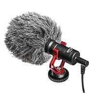 Micro thu âm đa năng Boya BY-MM1 - Hàng nhập khẩu thumbnail