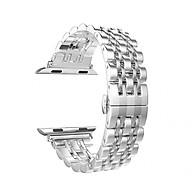 Dây đeo thay thế cho Apple Watch 38mm _ Thép không gỉ_ Size 42.44mm thumbnail