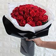 Bó hoa hồng đỏ chúc mừng sinh nhật 6473 thumbnail