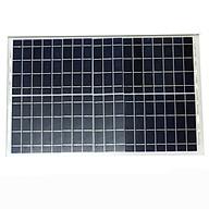 Tấm Pin Năng Lượng Mặt Trời 18V 30W (Khung Nhôm) - 545x348x17mm thumbnail