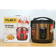 Nồi cơm điện tách đường Fujika 1.8L tốt cho sức khỏe mọi nhà, màu ngẫu nhiên-Hàng chính hãng thumbnail