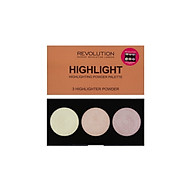 Highlight Makeup Revolution highlight powder palette (Dạng bảng) thumbnail