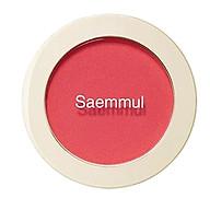 Phấn Má Hồng Siêu Mịn The Saem Saemmul Single Blusher thumbnail