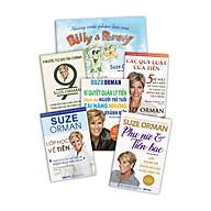 Bộ Sách Bí Quyết Quản Lý Tài Chính Cá Nhân 6 Cuốn 9 Bước Tự Do Tài Chính + Các Quy Luật Của Tiền + Lớp Học Về Tiền + Phụ Nữ & Tiền Bạc + Bí Quyết Quản Lý Tiền Dành Cho Người Trẻ Tuổi Tài Năng Nhưng Khánh Kiệt + Những Cuộc Phiêu Lưu Của Billy & Penny thumbnail