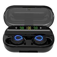 V10 TWS Bluetooth 5.0 Màn Hình Hiển Thị LED Với 2000 MAh Sạc thumbnail