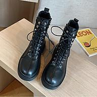Boost Nữ Ulzzang Cao Cổ Tôn Dáng Phong Cách Hàn Quốc Mẫu Hot Năm 2021 MPS72 - Mery Shoes thumbnail