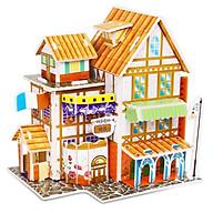 Đồ chơi tranh ghép mô hình 3D bằng giấy xốp EPS , Đồ chơi giáo dục cho trẻ nhỏ thumbnail