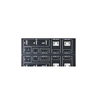 KVM Switch HDMI USB 2 cổng 4K cho văn phòng & gaming - AV Acess 4KSW21-KVM - Hàng chính hãng thumbnail