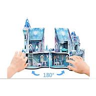 Lắp ghép mô hình lâu đài băng thumbnail