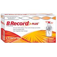 B Record Plus cung cấp nhanh năng lượng, TĂNG CƯỜNG HỆ MIỄN DỊCH thumbnail