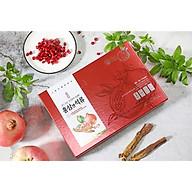 Nước hồng sâm lựu collagen Hàn Quốc Daedong 30 gói chính hãng dạng stick cho phụ nữ chống lão hóa, đẹp da, tăng cường hệ miễn dịch thumbnail