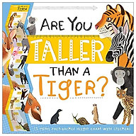 Are You Taller Than A Tiger (Height Chart Fact Pack) thumbnail