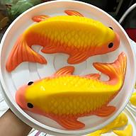 Khuôn xôi, giò chả, khuôn làm bánh, rau câu hình cá chép thumbnail