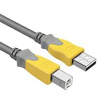 Dây Cáp Usb In 1.5M Veggieg 2.0 Printer Data Cable High Speed - Hàng Chính Hãng thumbnail