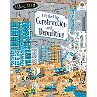 Lift-the-flap Construction and Demolition thumbnail