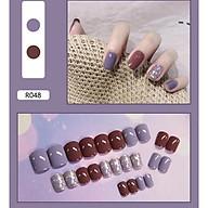 Bộ 24 móng tay giả nail thơi trang như hình (R-048) thumbnail