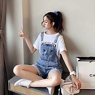 Quần yếm nữ Julido Store, mẫu yếm ngắn theo xu hướng mới nhất YN02 thumbnail