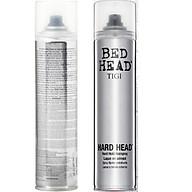 Gôm xịt tóc giữ nếp cứng Bed Head Tigi Hard Head thumbnail