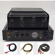 Amply Đèn MS-30D MKII Tích Hợp Bộ Giải Mã Âm Thanh DAC Model 2019 Hỗ Trợ Kết Nối Bluetooth, Cổng USB, Cổng Quang và Cáp Đồng Trục AnZ thumbnail